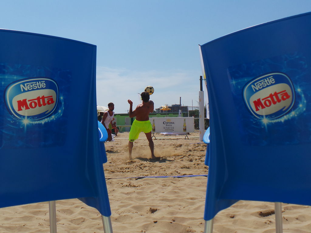 Corona Extra spiaggia rimini summer beach sport 2014 (19)