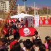 McDonald beach tour Spiaggia Rimini